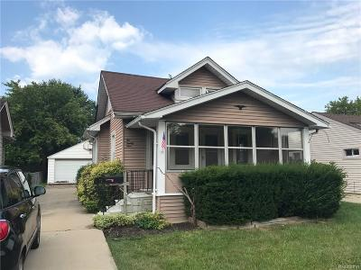 Clawson Single Family Home For Sale: 229 N Bywood Ave