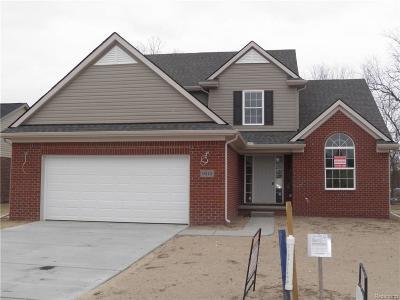 Livonia Single Family Home For Sale: 9410 Annalia Dr