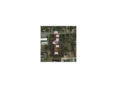 Residential Lots & Land For Sale: 1839 South Blvd W