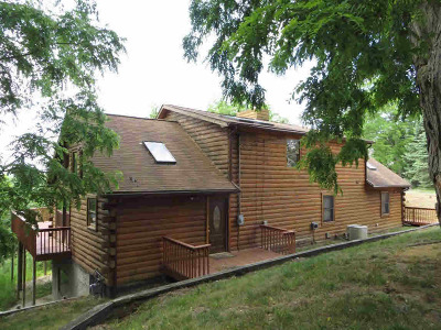 Belleville Single Family Home For Sale: 2127 Rawsonville Rd