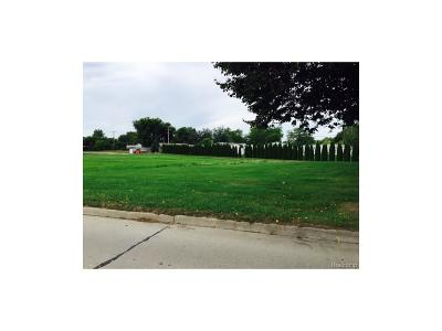 Mount Clemens Residential Lots & Land For Sale: N River Road