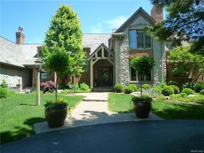 Lapeer Single Family Home For Sale: 2 Chelsea Crt