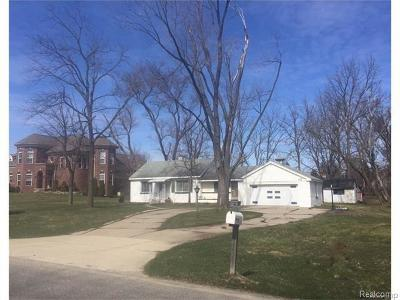 Troy Single Family Home For Sale: 1538 Banmoor Dr