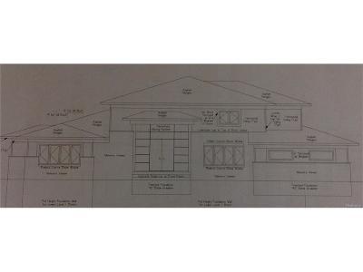 Farmington Hills Single Family Home For Sale: 31238 Estate Woods