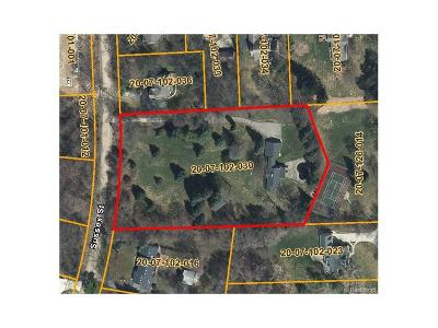 Residential Lots & Land For Sale: 5920 Sussex Dr