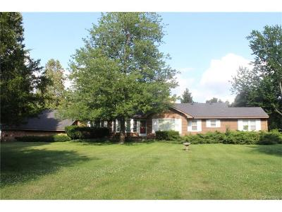 Troy Single Family Home For Sale: 5920 Sussex Dr