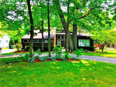 St. Clair Single Family Home For Sale: 3405 Birch Grove Trl
