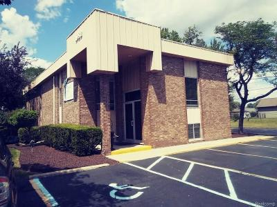 Commercial Lease For Lease: 1982 Livernois Rd
