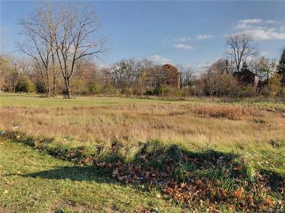 Sterling Heights Residential Lots & Land For Sale: 8100 Riverland Dr