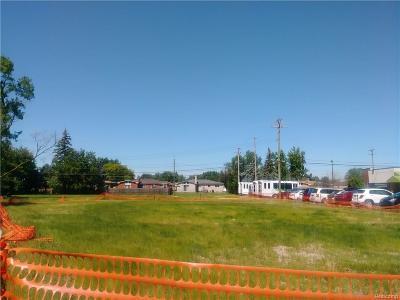 Warren Residential Lots & Land For Sale: 30637 Schoenherr Rd