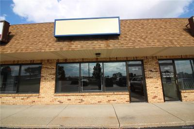 Commercial Lease For Lease: 42440 Van Dyke