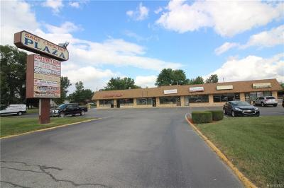 Commercial Lease For Lease: 42470 Van Dyke