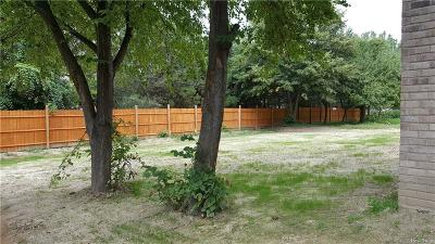 Residential Lots & Land For Sale: 43637 Dequindre
