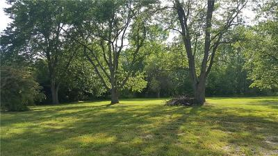 Residential Lots & Land For Sale: 3644 Crooks Rd