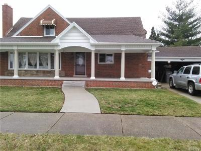 Dearborn Single Family Home For Sale: 7251 Littlefield Blvd