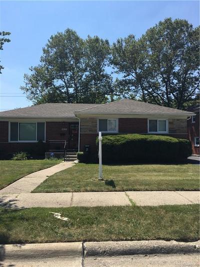 Oak Park Single Family Home For Sale: 14621 Rosemary Blvd