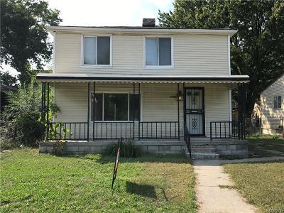 Ferndale Single Family Home For Sale: 20863 Garden Ln
