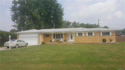 Troy Single Family Home For Sale: 2095 Garry Dr