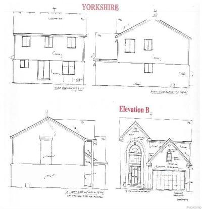 Wayne Single Family Home For Sale: 8765 Oakridge Trail