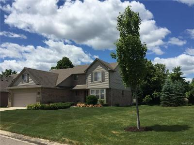 Livonia Single Family Home For Sale: 36196 Fairway Dr