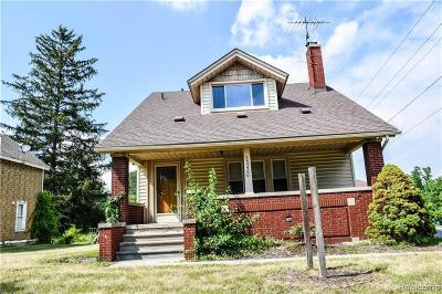 Taylor Single Family Home For Sale: 23220 Goddard Rd