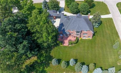 Clarkston Single Family Home For Sale: 8978 Hunters Creek