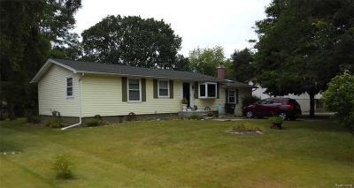 Rochester Single Family Home For Sale: 2436 Harrison Avenue
