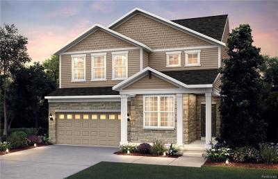 Northville Single Family Home For Sale: 18918 Denali Cir
