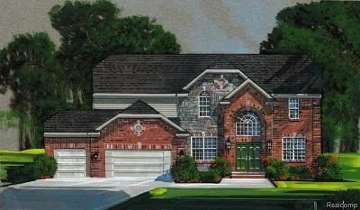 Troy Single Family Home For Sale: 5069 Forest View Dr