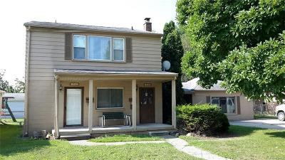 Roseville Single Family Home For Sale: 19140 Indiana St