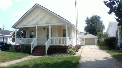 Port Huron Single Family Home For Sale: 36 Rural St