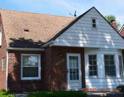 Oak Park Single Family Home For Sale: 24301 Ridgedale St