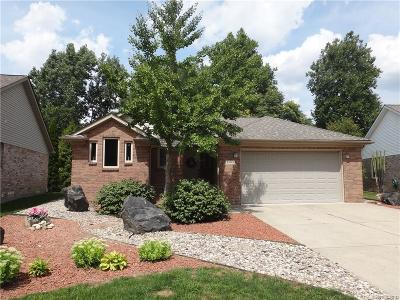 Sterling Heights MI Condo/Townhouse For Sale: $260,000