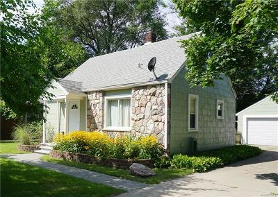 Auburn Hills Single Family Home For Sale: 30 Earl Crt