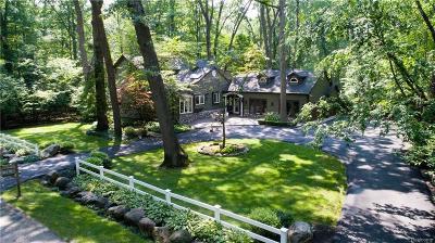 Franklin Single Family Home For Sale: 30115 Oakleaf Ln