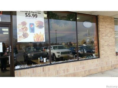 Commercial/Industrial For Sale: 42885 Dequindre Rd