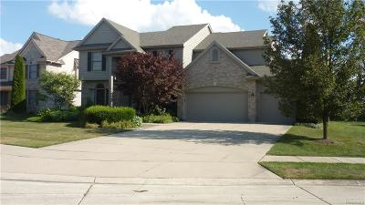 Plymouth Single Family Home For Sale: 51197 Weston
