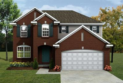 Sterling Heights MI Single Family Home For Sale: $302,140