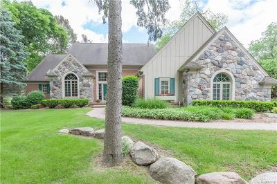Troy Single Family Home For Sale: 2833 Arlund Way
