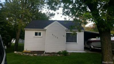 Rochester Single Family Home For Sale: 3115 Willet Ave
