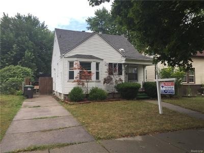 Taylor Single Family Home For Sale: 6620 Ziegler St