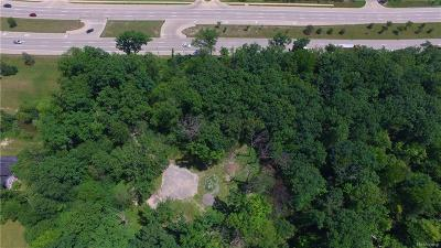 Franklin Residential Lots & Land For Sale: 31805 Telegraph Rd