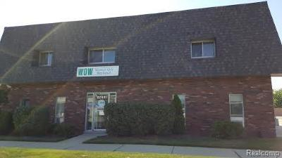Commercial Lease For Lease: 22601 Greater Mack Ave