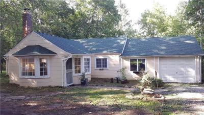 Southfield Single Family Home For Sale: 26650 Shiawassee Rd
