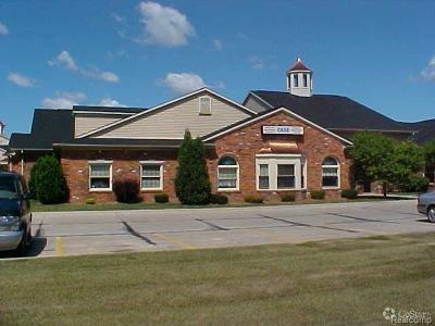 Clinton Township Commercial Lease For Lease: 42621 Garfield