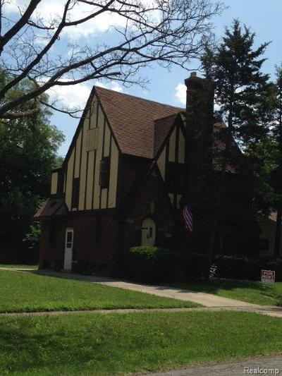 Southfield Single Family Home For Sale: 21440 Lathrup St