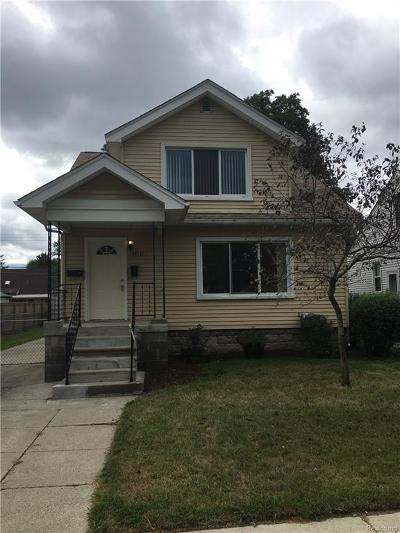 Ferndale Single Family Home For Sale: 1281 W Pearson St W