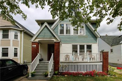 Ferndale Single Family Home For Sale: 671 Channing St