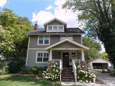 Royal Oak Single Family Home For Sale: 1712 N Washington Ave