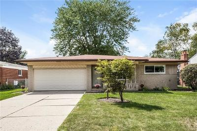Sterling Heights Single Family Home For Sale: 33417 Shelley Lynne Dr